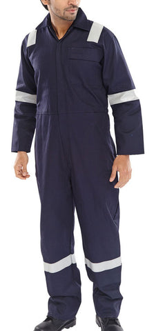 Click Flame Retardant Boilersuit Nordic Design