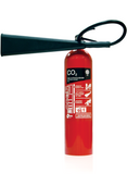 CO2 Premium MED Fire Extinguisher  - 2