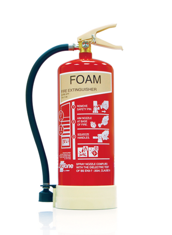 AFFF Foam Premium Fire Extinguisher