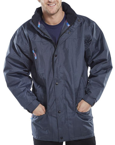 B-Dri Guardian Navy Jacket