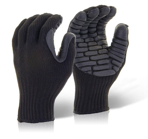 Pair Glovezilla Anti-Vibration Gloves