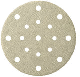 Box (50) Klingspor PS33 Aluminium Oxide Paper Backed Velcro Sanding Discs 150mm