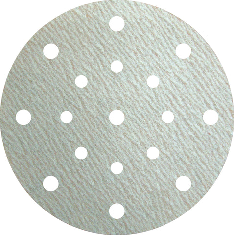 Box (50) Klingspor PS73WK Film Backed Velcro Sanding Discs 150mm 15-H