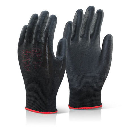 Click 2000 PU Coated Gloves