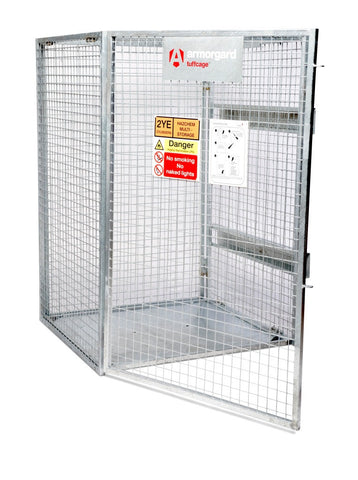 Tuffcage Collapsible Gas Cage