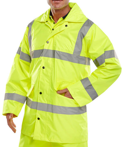 B-Seen Hi Vis Lightweight Jacket  - 1