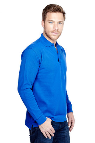 Cheap Long sleeve Poloshirt