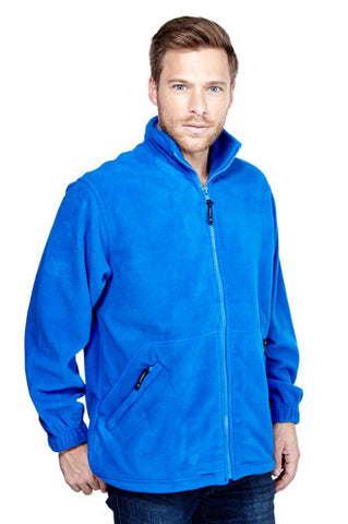 Cheap Full Zip Micro Fleece Jacket