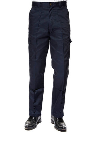 Cargo Trousers with Knee Pads