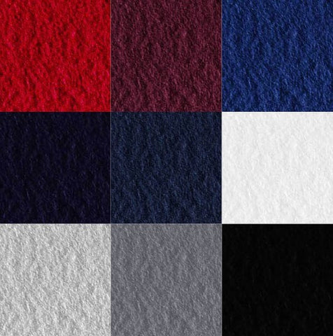 Gerriets Duvetyne 300g/m2 Fabric for wall and ceiling coverage 1x3m