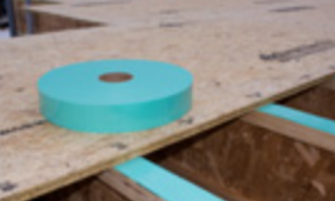 GreenGlue Norton Silence Joist Tape 30m