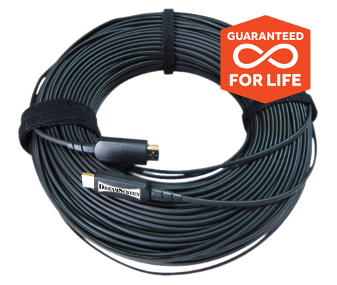 DreamScreen UltraFiber HDMI 2.0b Cable 4K60 4:4:4 10-20M
