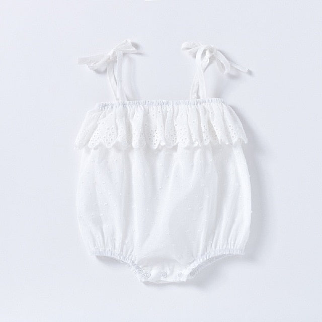 Baby Girl Summer Rompers