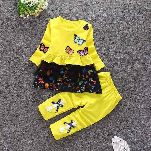 Butterfly Sport Suits