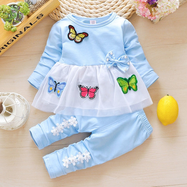 Butterfly Toddler Set