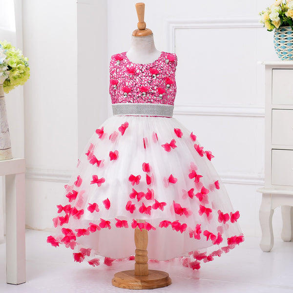 Petal Princess Colorful  Dress