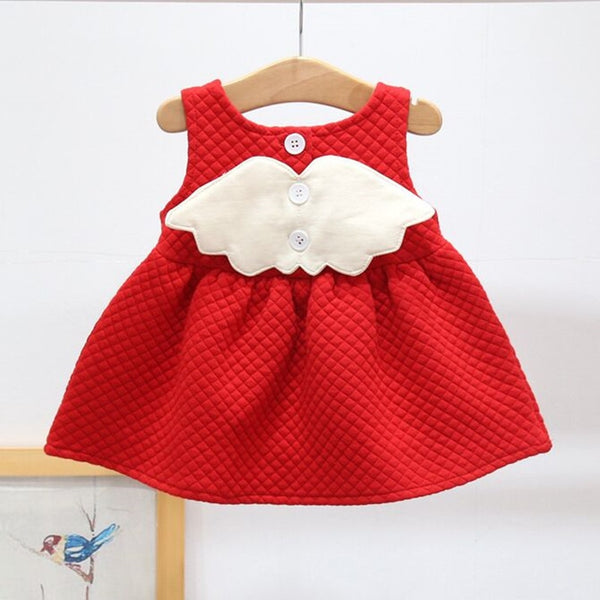 Christmas Dress for Baby Girls