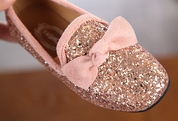 Princess Glitter Sneaker - Cotton Castles Luxury  Diaper Cakes