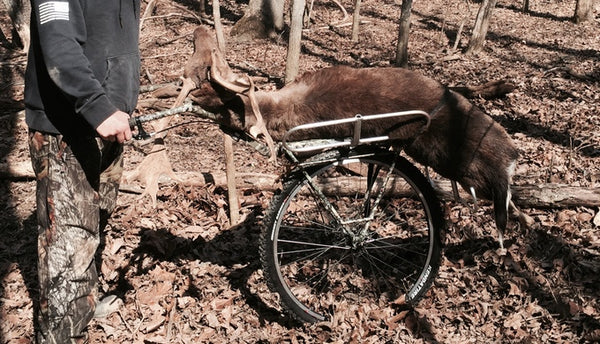 honey badger wheel deer cart