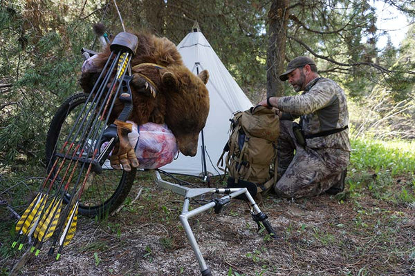 big game cart for bowhunting