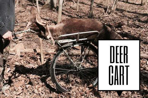 deer carts beat a deer harness