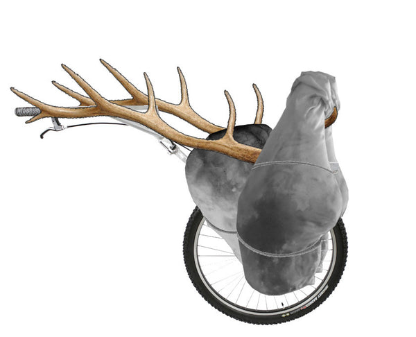 elk cart or hunting cart for big game