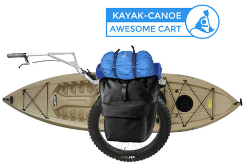 kayak cart