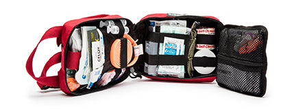 customizable first aid kit for medics