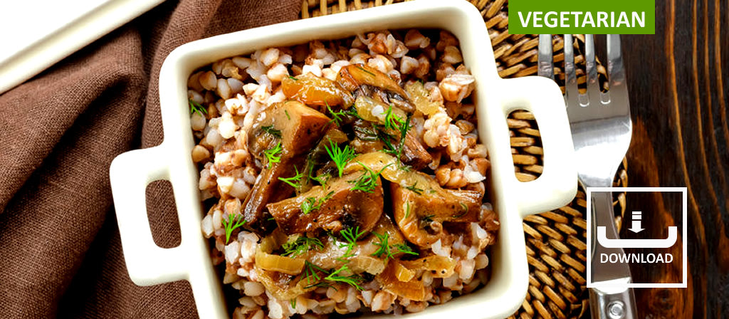 Pantry Boy Buckwheat Risotto