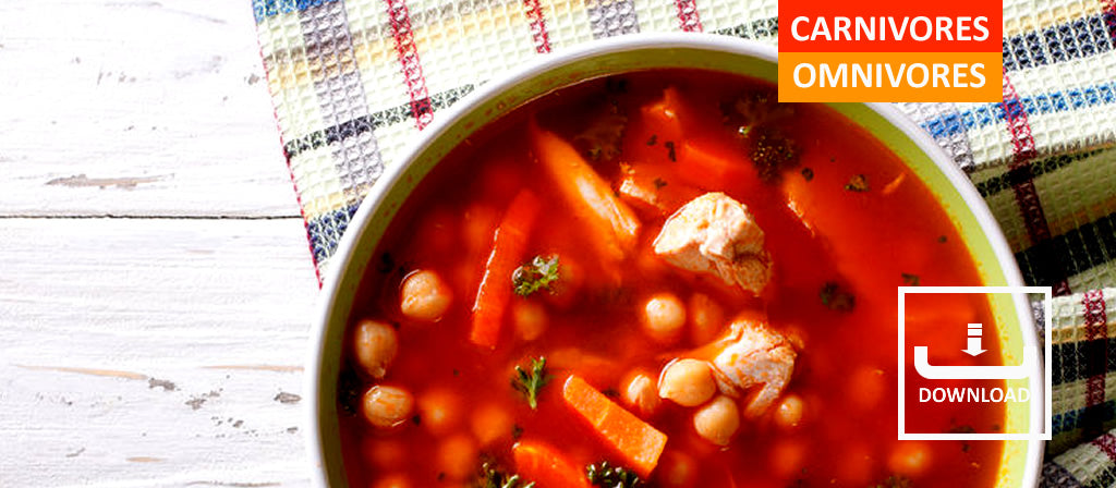 pantry Boy Chicken & Chickpea Stew
