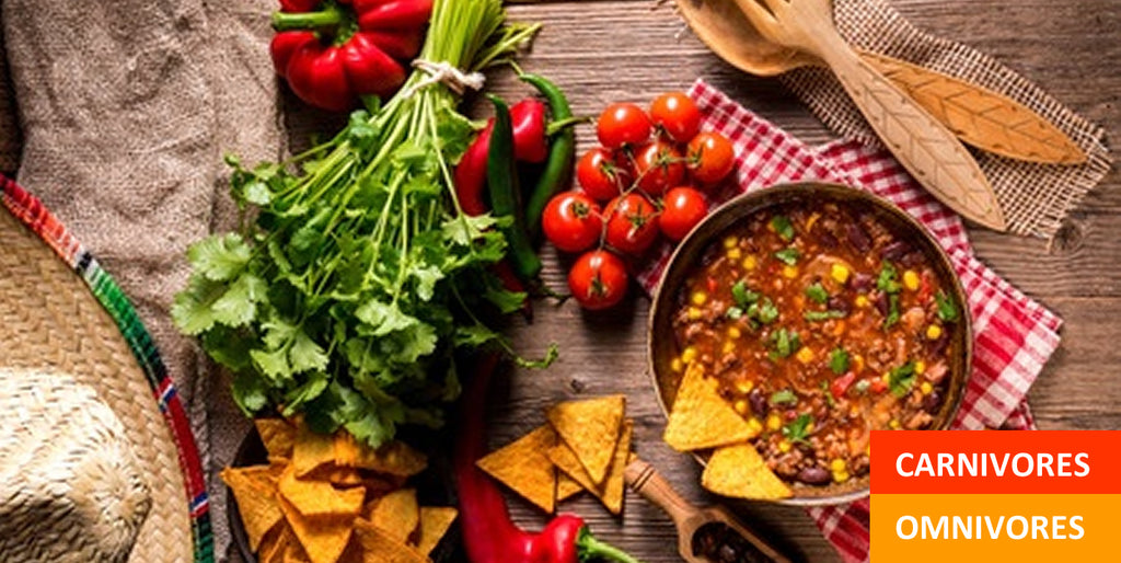 Pantry Boy Chicken Taco Chili