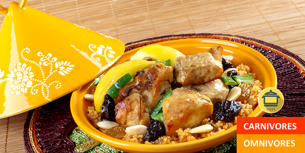 Pantry Boy Chicken Tagine