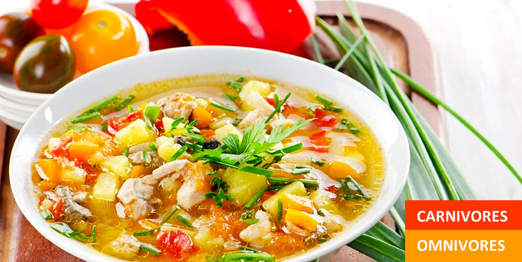 Pantry Boy Chicken Vegetable Soup
