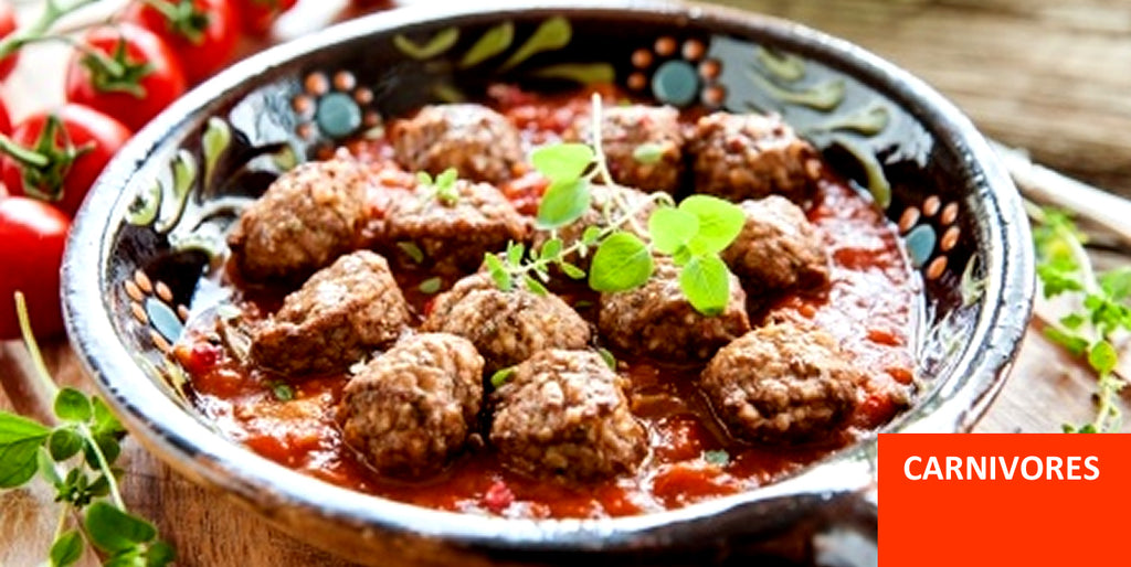 Pantry Boy Cumin Meatballs