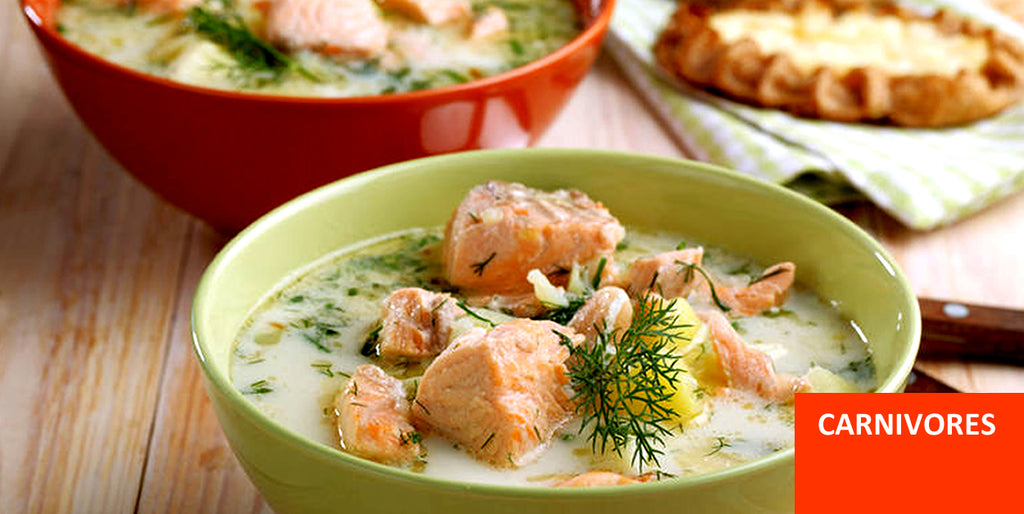 Pantry Boy Fish Chowder
