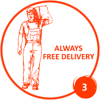 Pantry Boy Free Delivery