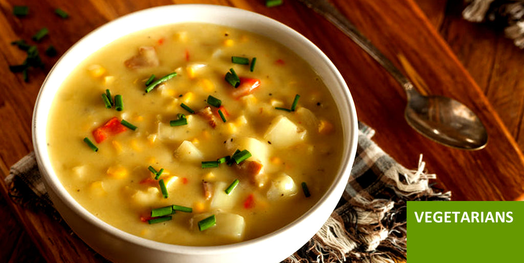 Pantry Boy Fresh Corn Chowder