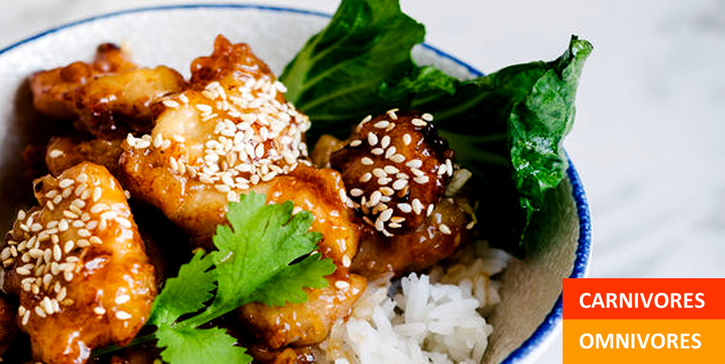 Pantry Boy Hoisin Chicken