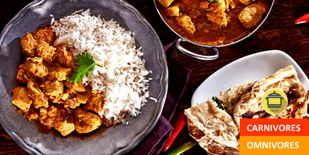 Pantry Boy Indian Curry Chicken