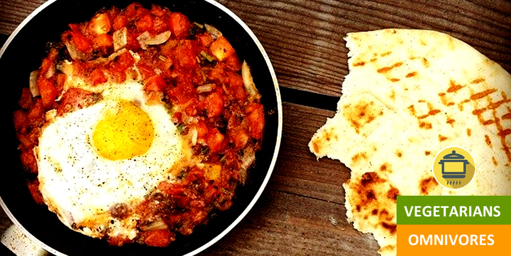 Pantry Boy Shakshuka
