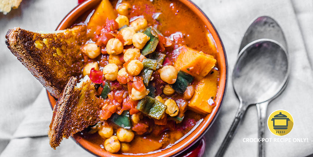 Pantryboy Chili Chickpeas