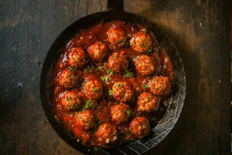 Pantryboy Meatballs