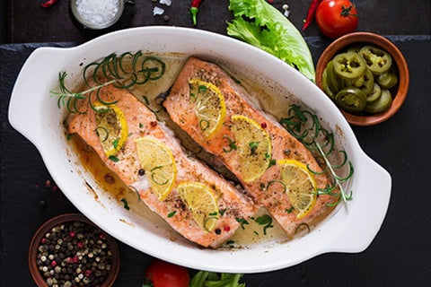 Pantryboy Salmon