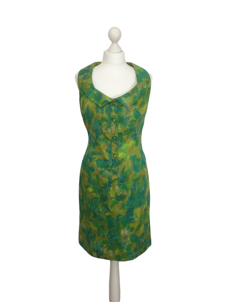 1960's House of Lavinia Dress - hurdyburdy vintage
