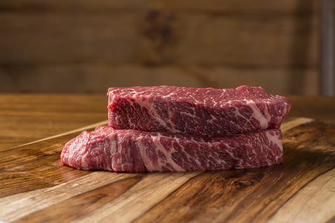 Tuckaway's Black Hide Angus Denver Steak