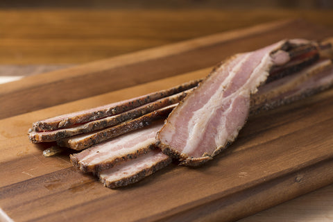Tuckaway House Cured Bacon