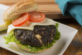 Tuckaway's Black and Blue Burger