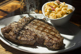 Tuckaway's Black Hide Angus Porterhouse Steak