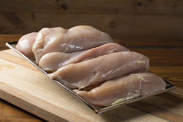 Plain Chicken Breasts