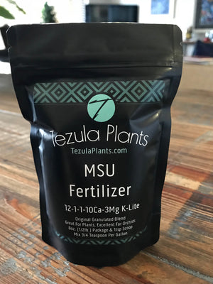 MSU K-Lite Fertilizer - 12-1-1-10Ca-3Mg - FREE SHIPPING